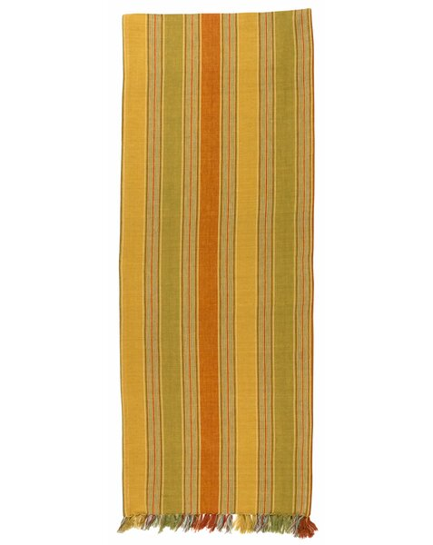 Greenfield 100% Cotton Stripe Table Runner (Set of 2) by Red Barrel Studio